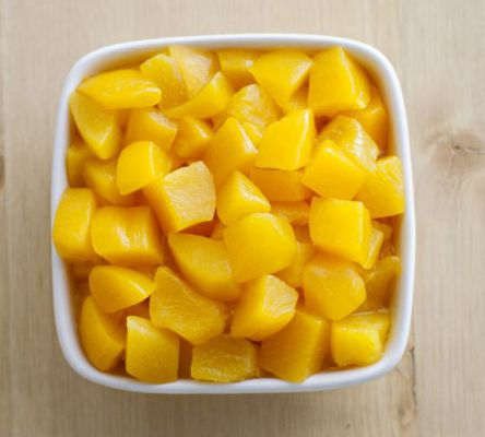 Canned Mango Dices