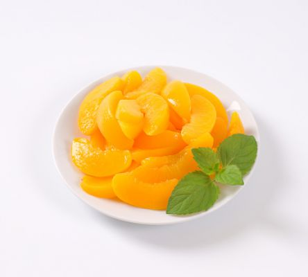 Sliced Peaches In Juice 1/4