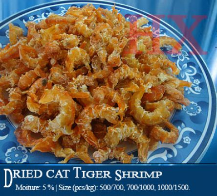 Dried Shrimp.