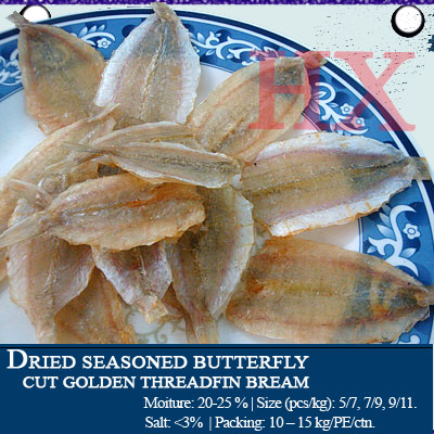 Dried Season Butterfly